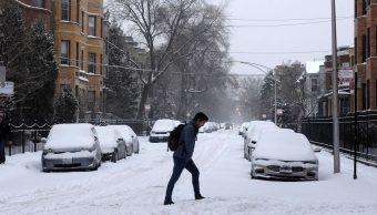 Chicago podría registrar temperaturas más bajas que Everest