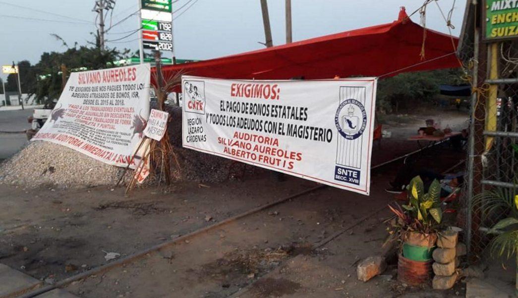 AMLO propone adelantar participaciones federales a Michoacán