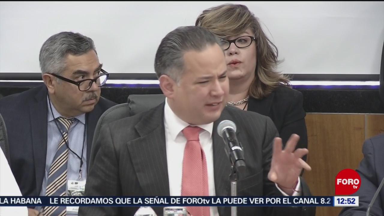 Comparecen titulares de las Secretarías de Energía, Hacienda, Pemex y Profeco