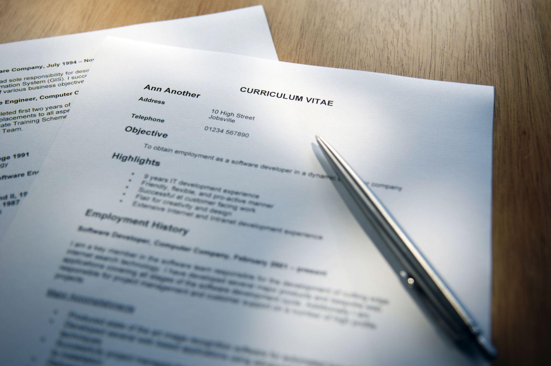 Conoce las nuevas reglas para saber como hacer un mejor CV