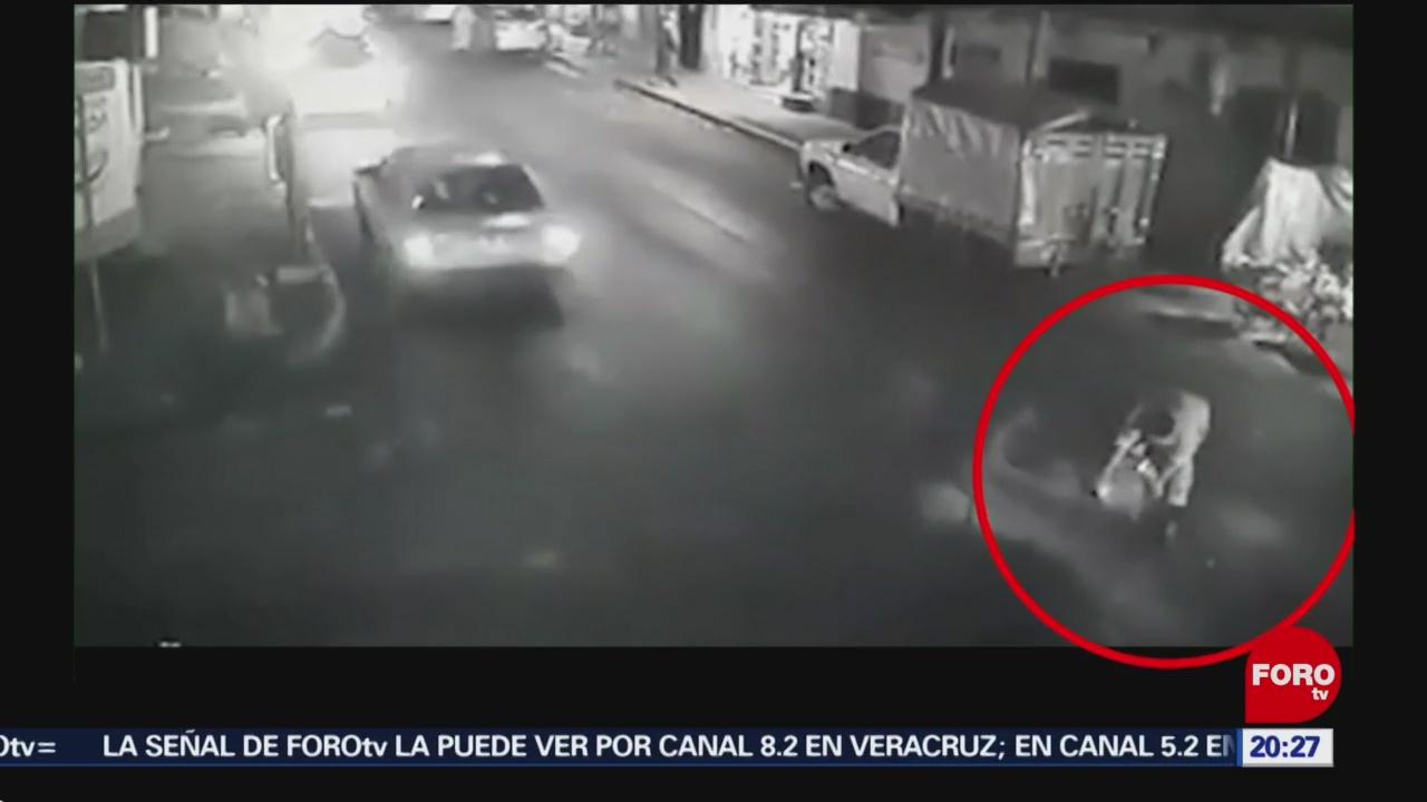 Foto: Contaminación Accidentes Arrojar Aceite Calles Cdmx 28 de Enero 2019