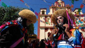 Cultura Chiapas; Música tradicional Parachico patrimonio