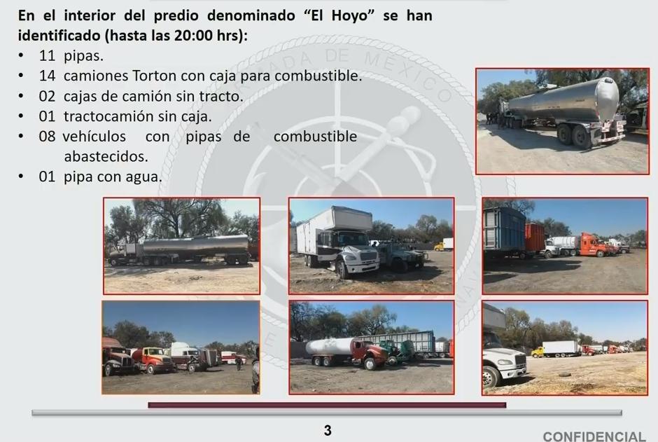 IMAGEN Cártel Santa Rosa de Lima, autor de bloqueos en Guanajuato CDMX 30 enero 2019