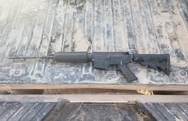 Aseguran armas, cartuchos y chalecos balísticos en Sonora