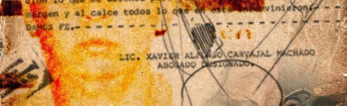 Foto: Desclasifican expediente de Mario Aburto, asesino de Colosio 31 enero 2019