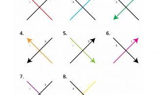 Y tú, ¿cómo dibujas una 'X'?