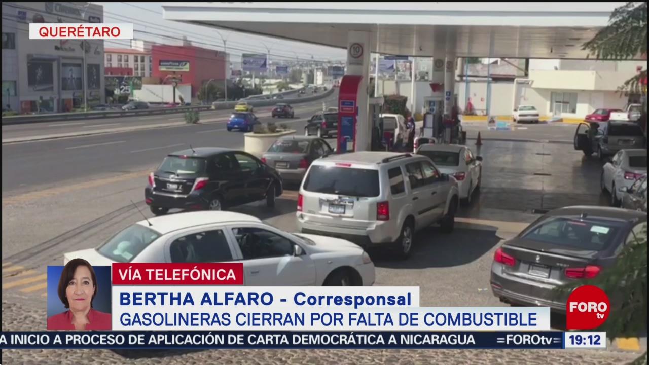 Querétaro Aumenta Ausentismo Laboral Falta De Gasolina