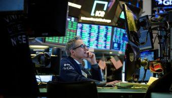 Foto: Sesión en la Bolsa de Nueva York del 30 de enero de 2019