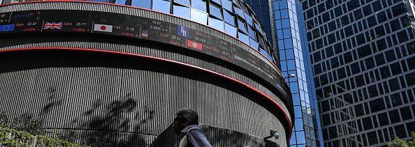 Bolsa Mexicana de Valores mantiene tendencia positiva