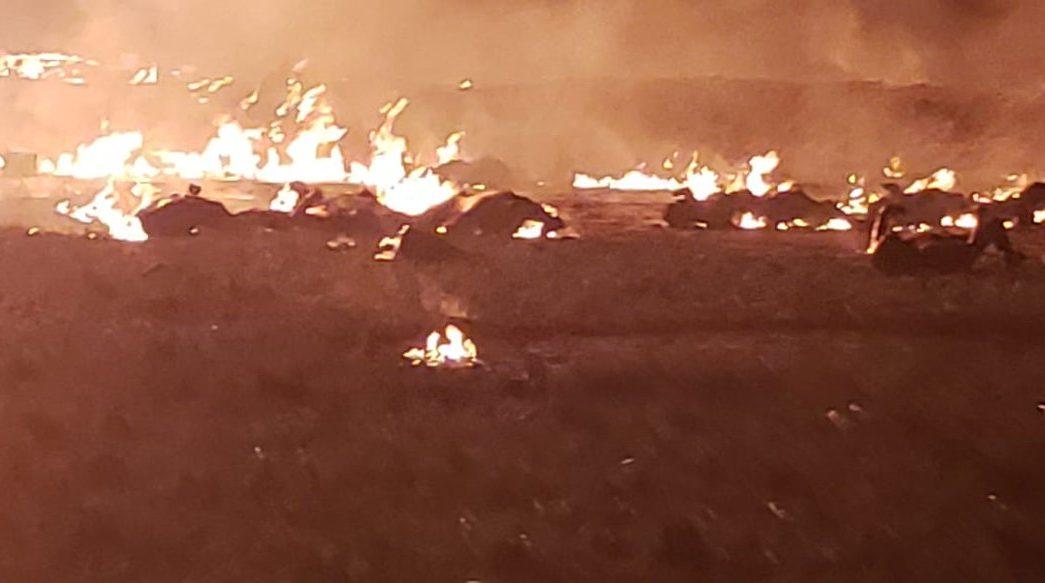 Pemex atiende incendio por toma clandestina en Hidalgo