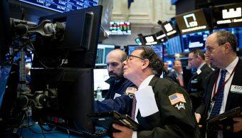 Foto: Sesión en la Bolsa de Nueva York del 22 de enero del 2019