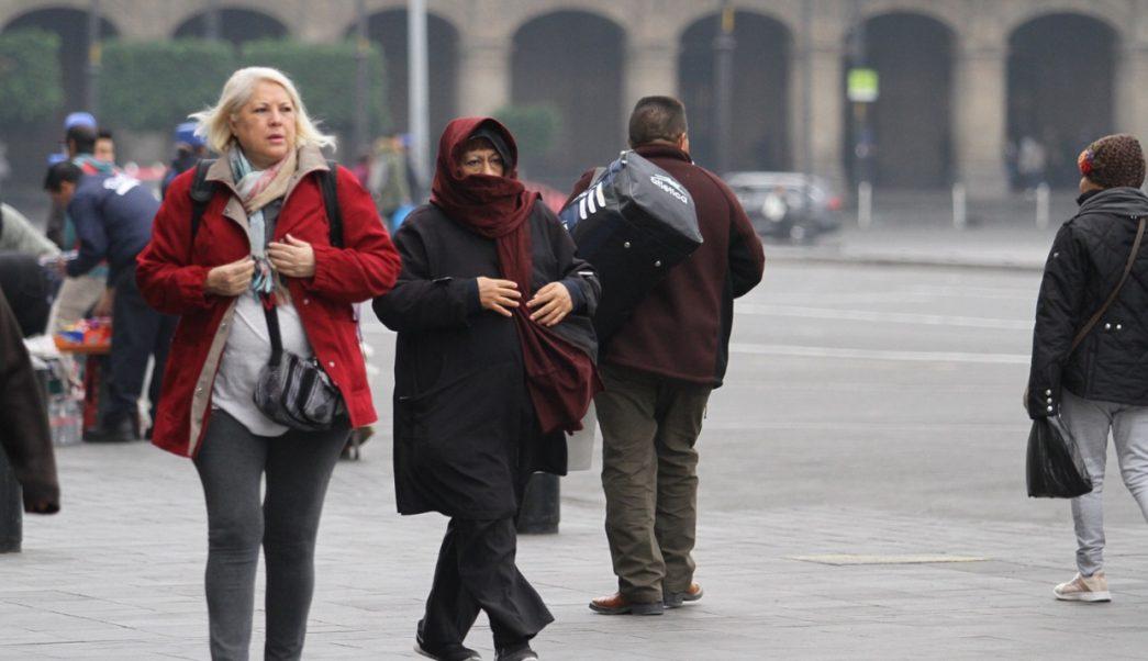 Foto: Prevalece el clima frío en gran parte del territorio de México, 10 febrero 2019