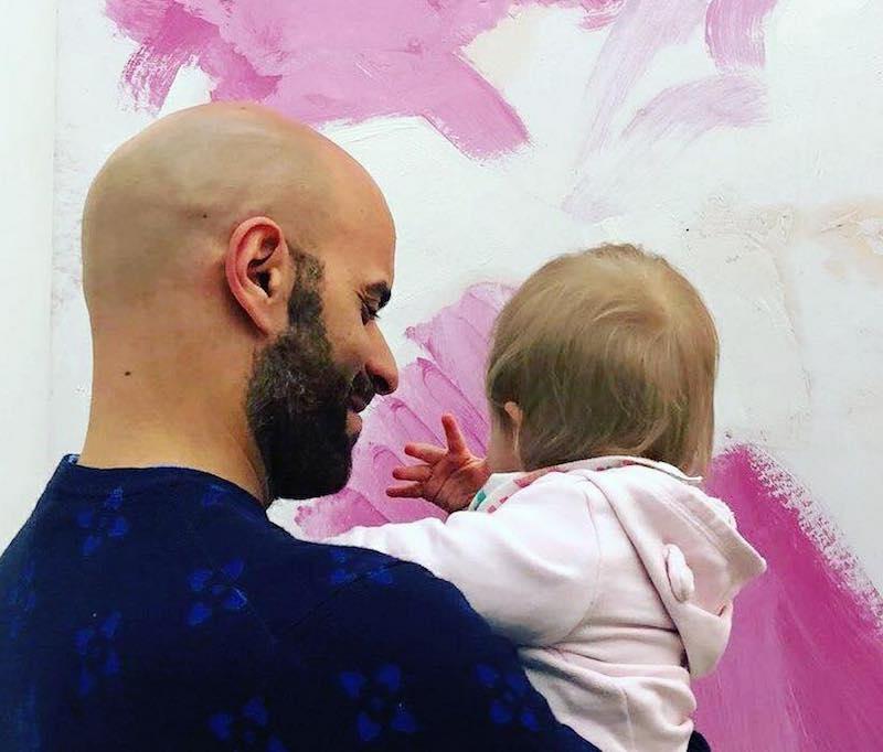 Adopta a bebé con Síndrome de Down que fue rechazada por 20 familias
