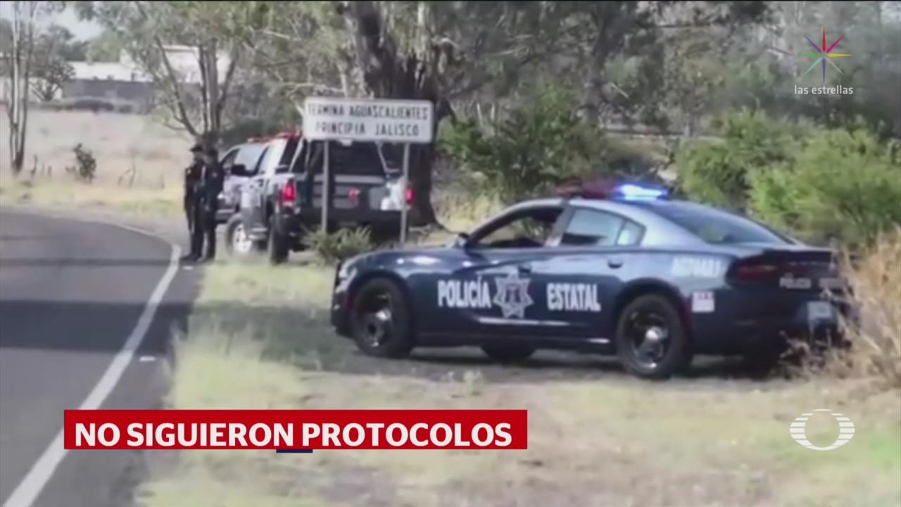 Investigan Caso Pipa Robada En Guanajuato