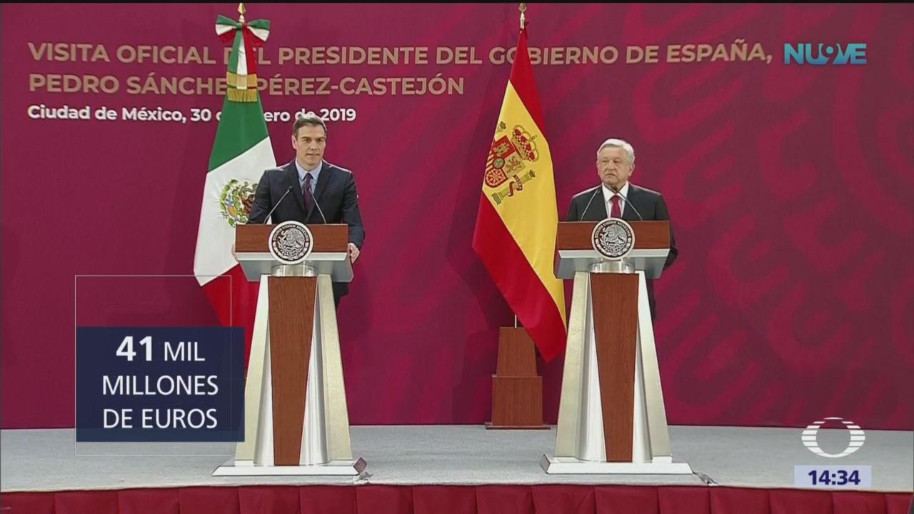 Foto: Llega presidente del gobierno español a México