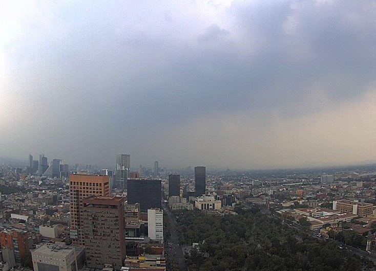 Activan alerta amarilla en 8 alcaldías de CDMX por lluvia