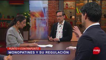 Foto: Monopatines Eléctricos Regulación CDMX 31 de Enero 2019