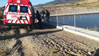 Mueren dos menores ahogados en una presa de Oaxaca
