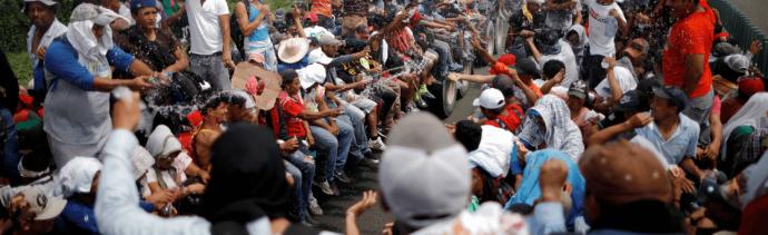 aumentó flujo de migrantes san luis potosí