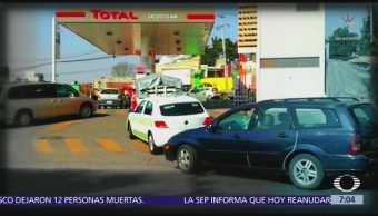 Morelia reporta cierre del 90% de gasolineras por desabasto de combustible