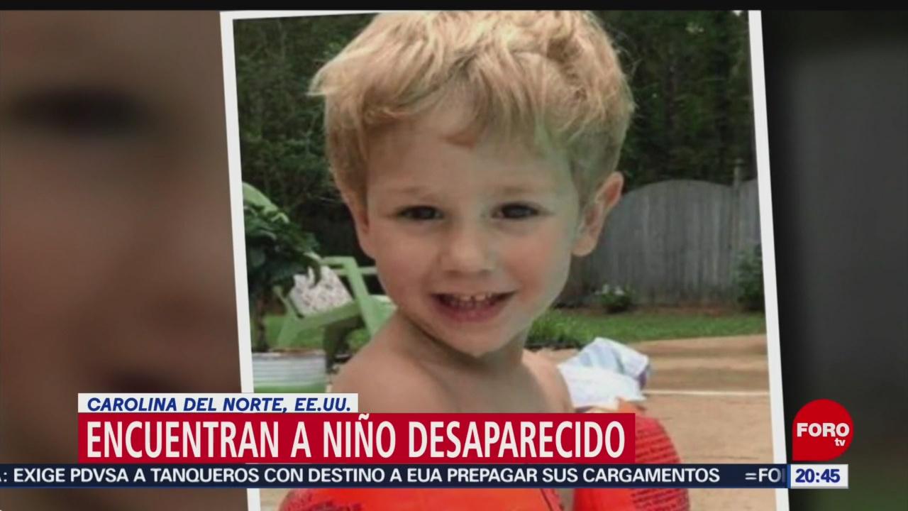 Foto: Niño Oso Ayudó Perderse Bosque 28 de Enero 2019