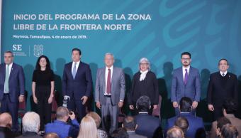 Comercio respalda creación de Zona Libre en frontera norte