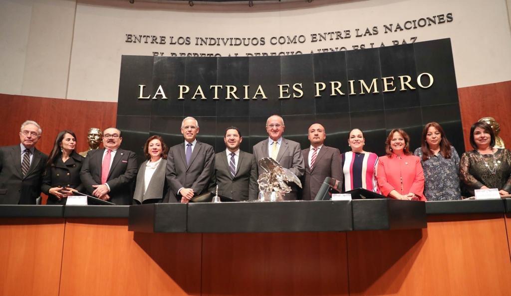Senado ratifica a cuatro subsecretarios de la Cancillería