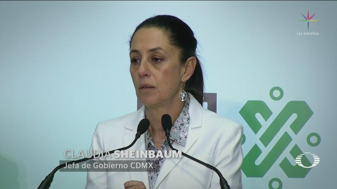 Sheinbaum Anuncia Programa Préstamos Evitar Extorsiones