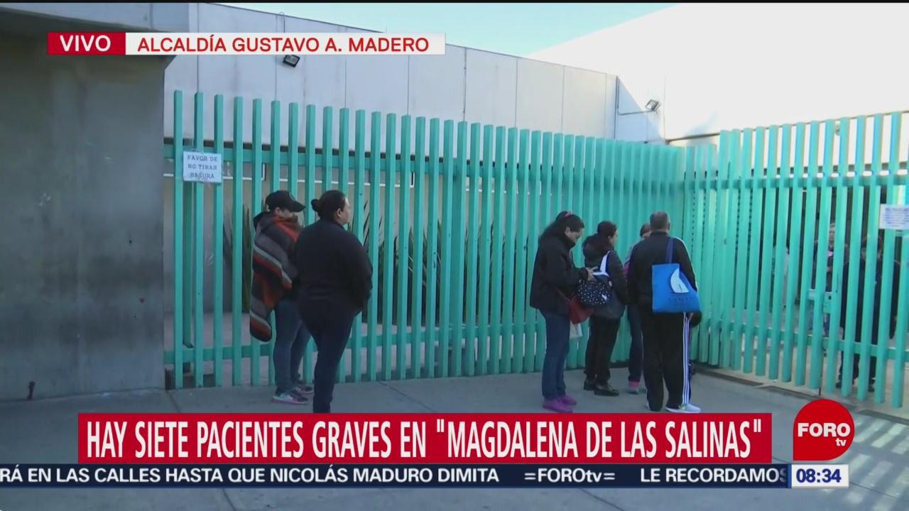 Foto:Siete personas de Tlahuelilpan siguen hospitalizadas en Magdalena de las Salinas, 27enero 2019