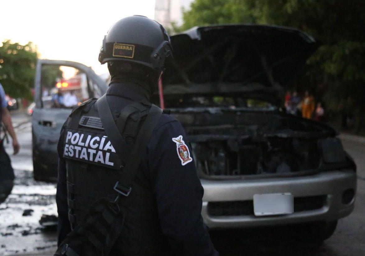Seguridad Sinaloa; detención de delincuente desata balacera