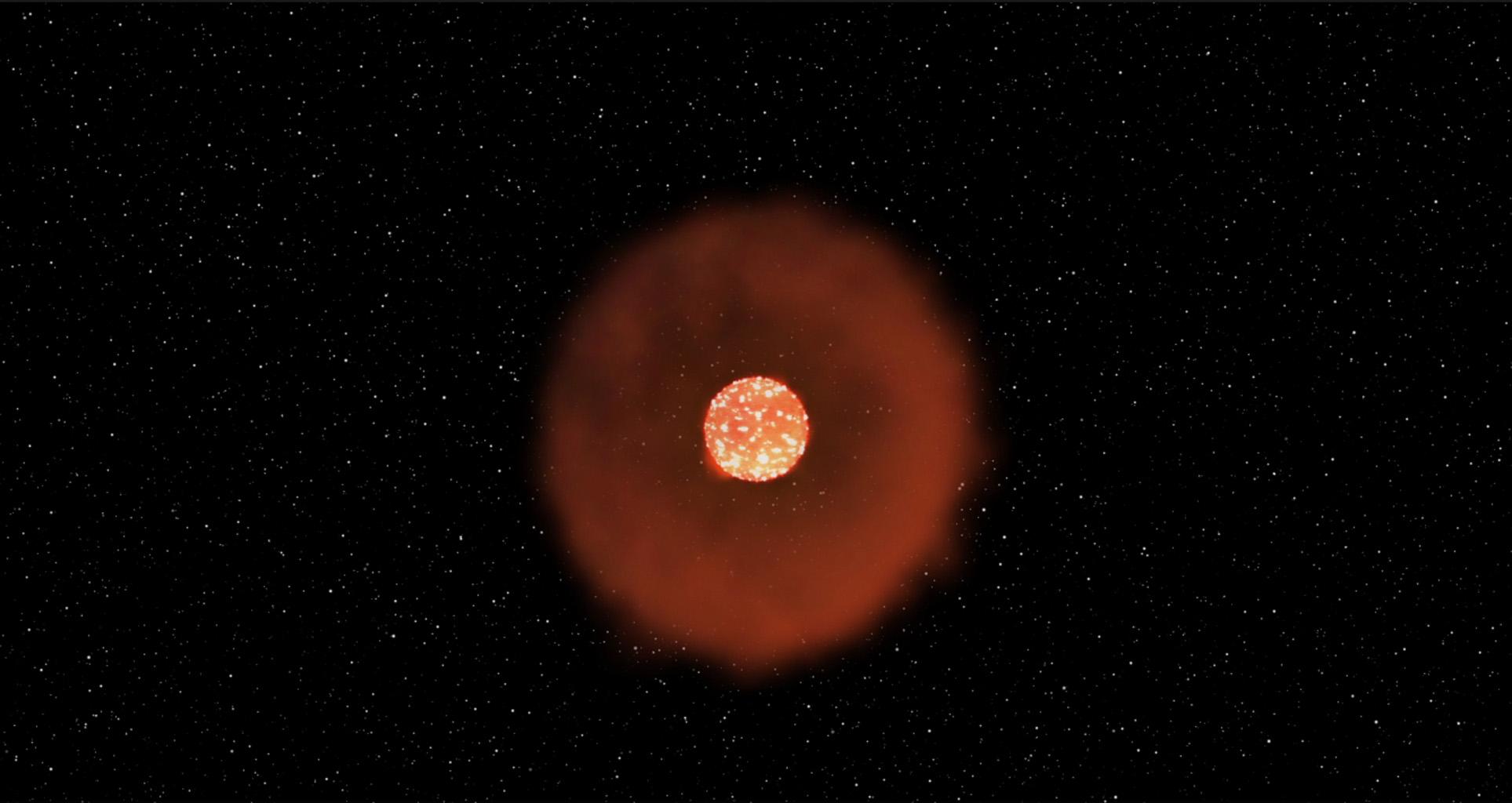 Telescopio Kepler muestra cómo muere una estrella