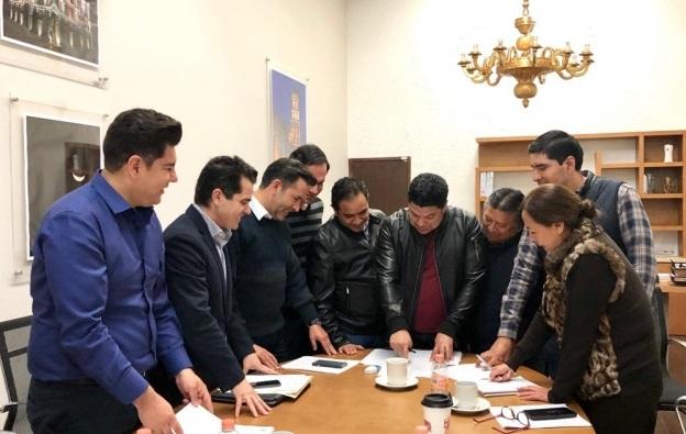 Congreso de Puebla define terna para gobernador interino