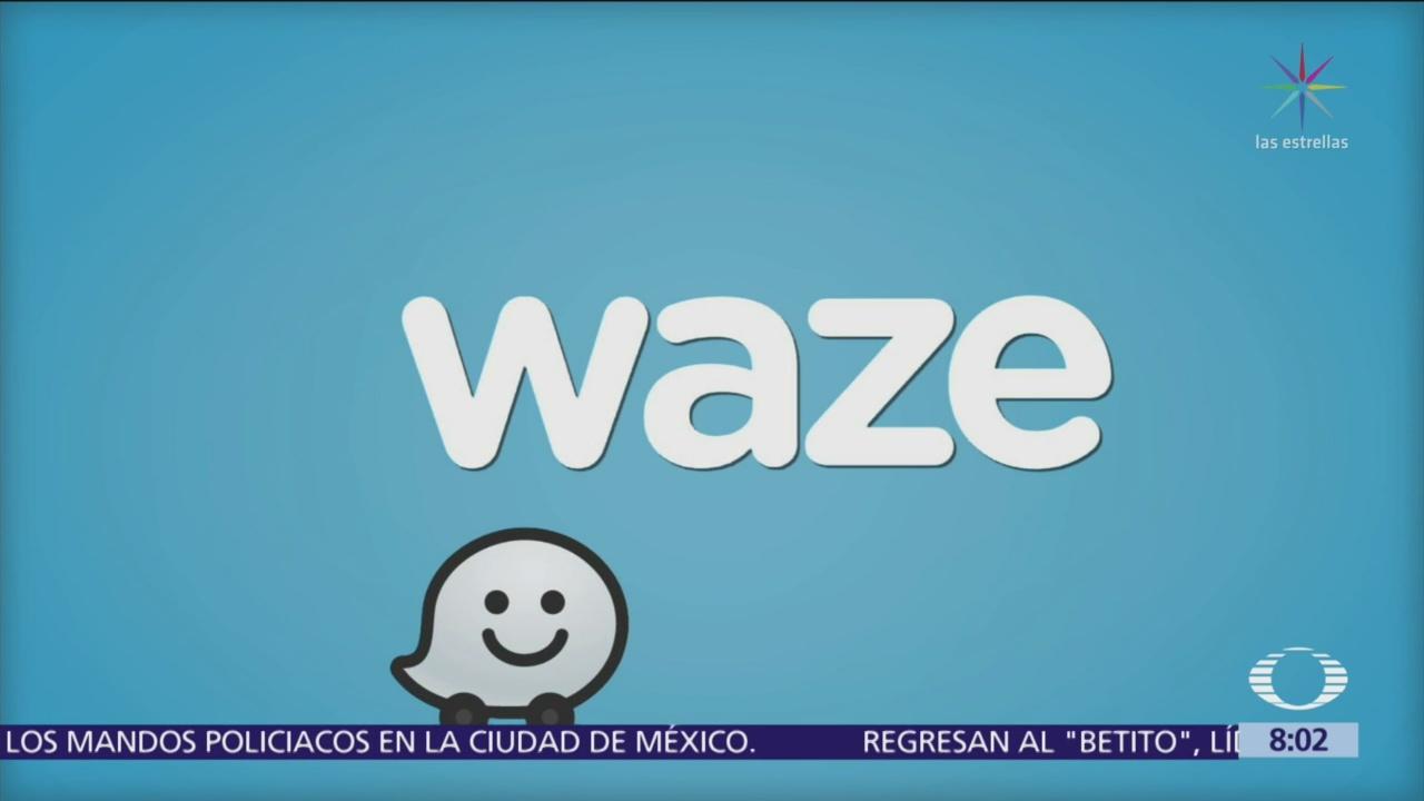Waze, la app que permite obtener información en tiempo real de tráfico