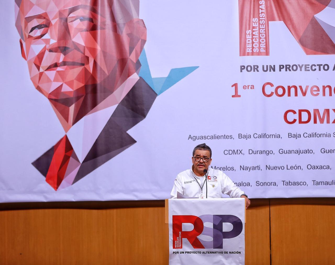 Ricardo Aguilar Gordillo inaugura Convención de Redes Sociales