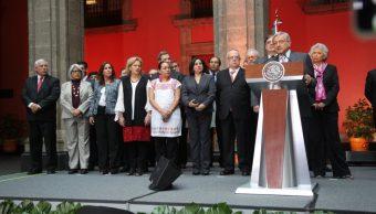 Foto: 100% del gabinete de AMLO presentó declaraciones patrimoniales: SFP 12 febrero 2019