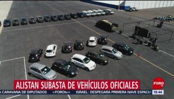 Foto: Subasta De Vehículos Oficiales Santa Lucía 21 de Febrero 2019