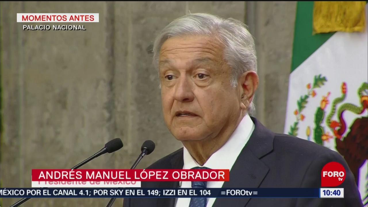 AMLO conmemora aniversario luctuoso de Madero