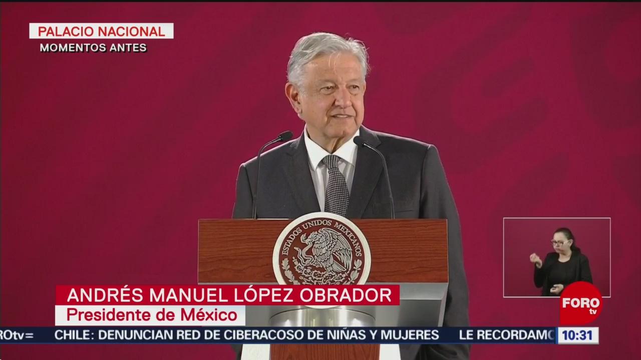 AMLO ofrece transparencia en investigación sobre helicóptero en Puebla