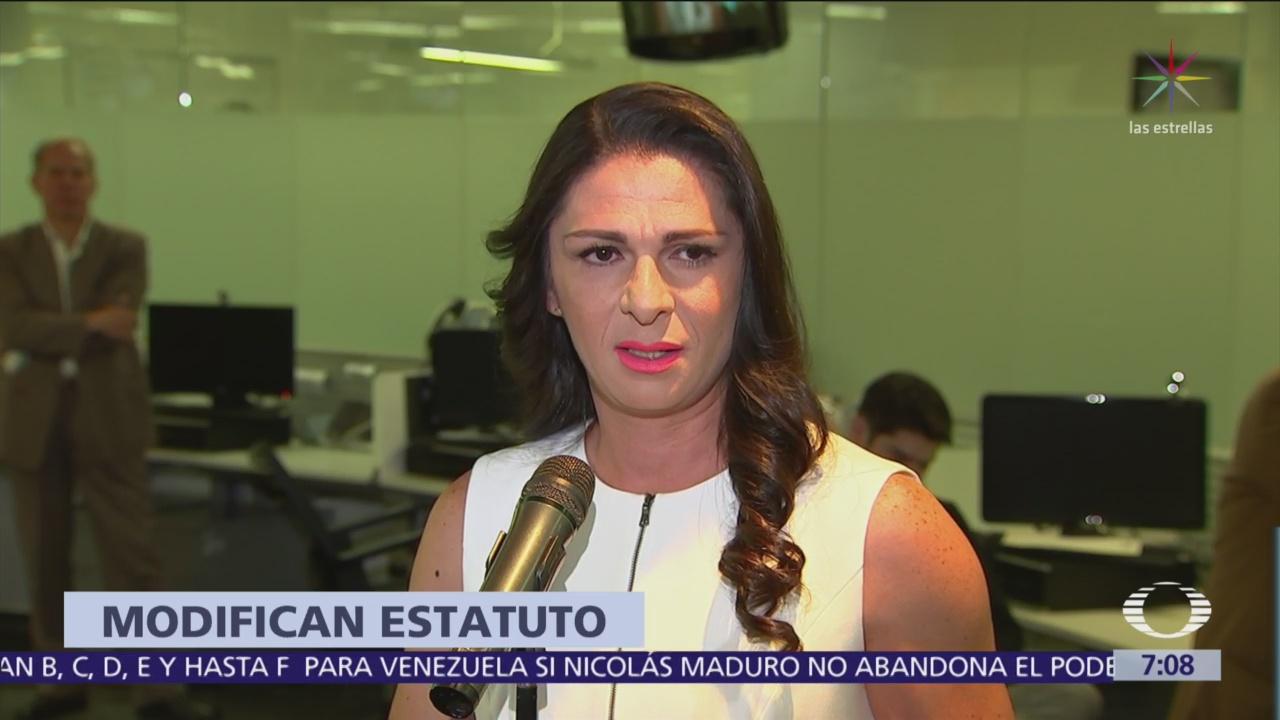 Ana Gabriela Guevara no cumplía requisitos para ser titular de Conade