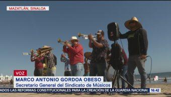 Foto: Arranca el carnaval en Mazatlán, Sinaloa