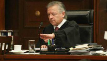 Arturo Zaldívar, Judicatura, Destitución, Twitter, 13 febrero 2019