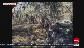FOTO: Cae avioneta en Atizapán, Edomex; hay al menos dos muertos, 10 febrero 2019