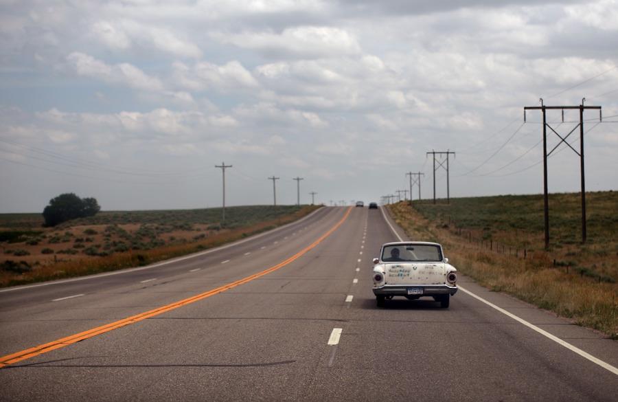 Foto Joven es atropellado reiteradamente varios autos carretera 18 febrero 2019