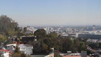 Foto: Calor en Ciudad de México, el 5 de febrero 2019