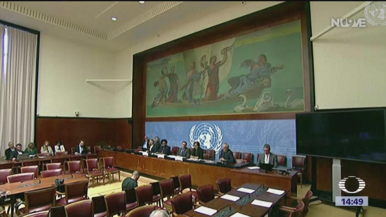 Foto: Crímenes de lesa humanidad, ataques a palestinos: ONU