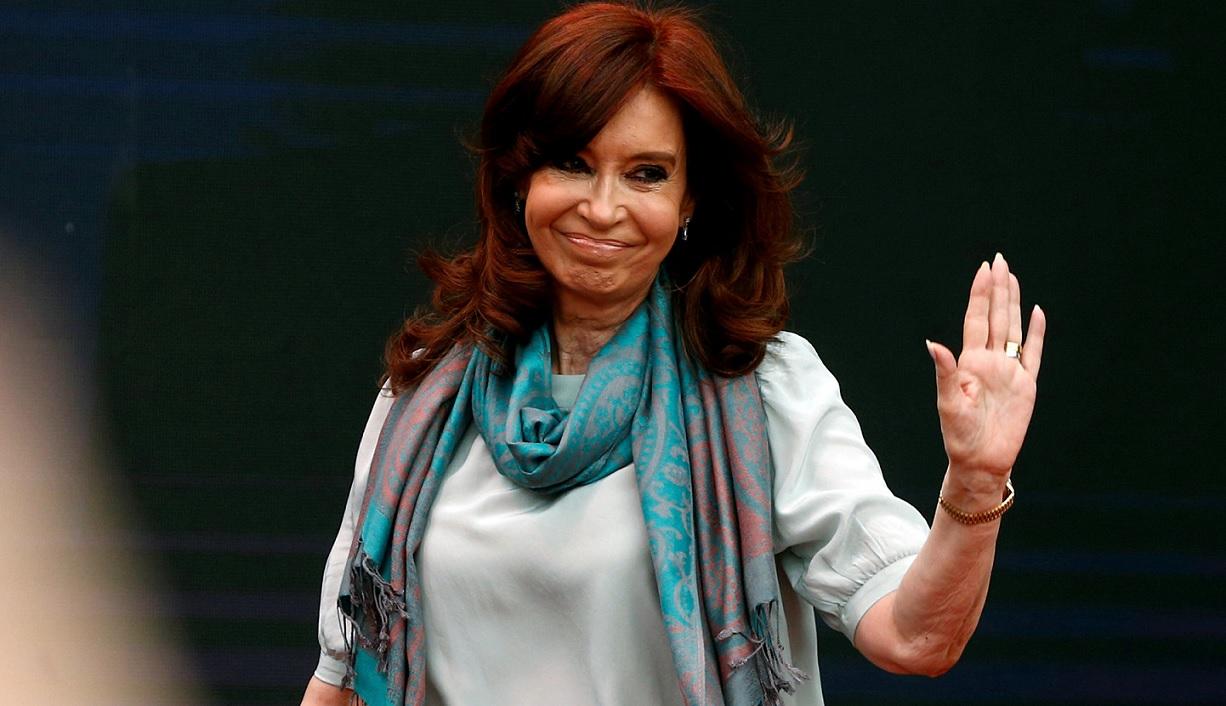 Cristina Fernández deja de cobrar su salario como vicepresidenta de Argentina