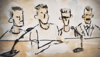 Dictan prisión preventiva a dos de los detenidos en San Juan Xalpa, Iztapalapa