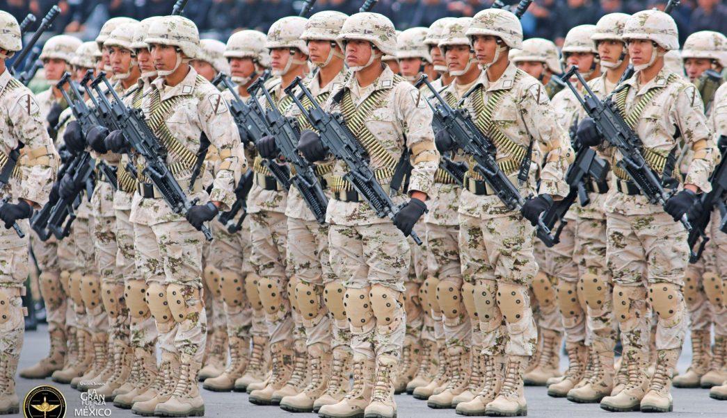 Ejército, Día del Ejército, Twitter, @SEDENA_mx)