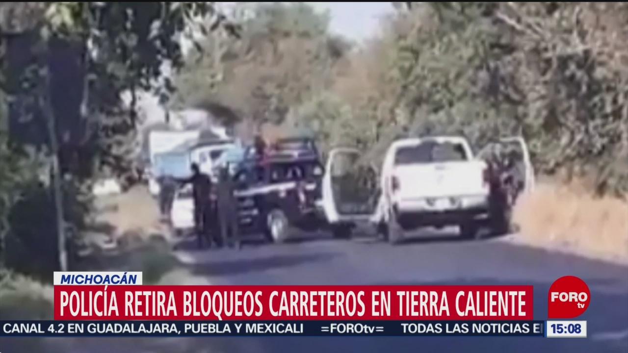 Foto: Enfrentamientos en Tierra Caliente de Michoacán