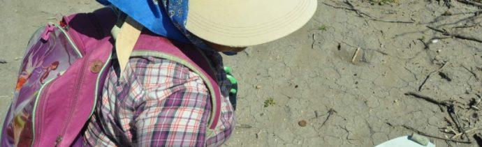 Foto: El colectivo Las Rastreadoras halla 11 cuerpos en fosas clandestinas en Sinaloa, febrero 9 de 2019 (Foto: elsiglodetorreon)